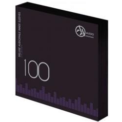 """LP Audio Anatomy 12"""" Deluxe Audiophile Antistatic vinyl belső tasak - 100db (Fekete)"""