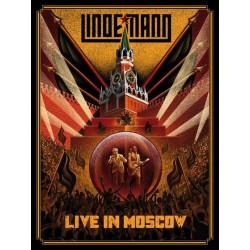 Blu-ray Lindemann: Live In Moscow (Digipak)