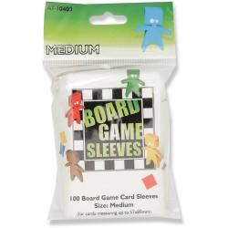 Board Game Sleeves Medium kártyavédő (57x89mm, 100 db/csomag)