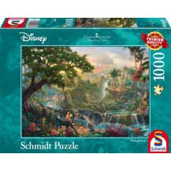 A dzsungel könyve puzzle 1000 darabos