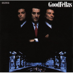 LP Goodfellas: Music From The Motion Picture (Limited Blue vinyl)