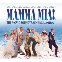 CD Mamma Mia! - The Movie Soundtrack