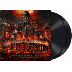 LP Slayer: The Repentless Killogy (Live At The Forum in Inglewood, CA) (Gatefold 2LP)