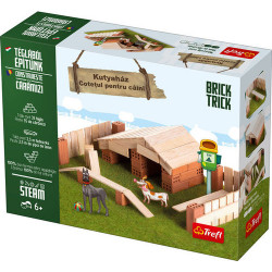 Brick Trick: Kutyaház