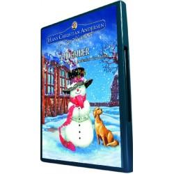 DVD A hóember - Az ugróverseny - A császár új ruhája - A professzor és a bolha