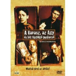 DVD A Ravasz, az Agy és két füstölgő puskacső