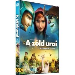 DVD A zöld urai