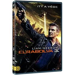 DVD Elrabolva 3.