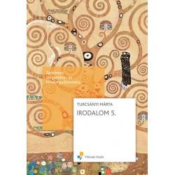 Irodalom 5. tankönyv, olvasmány- és feladatgyűjtemény