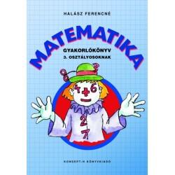Gyakorlókönyv matematikából 3. osztályosoknak