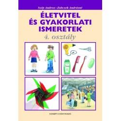 Életvitel és gyakorlati ismeretek 4. osztály