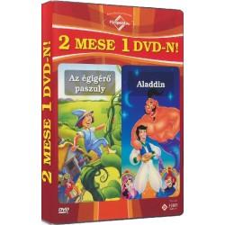 DVD Az égigérő paszuly / Aladdin