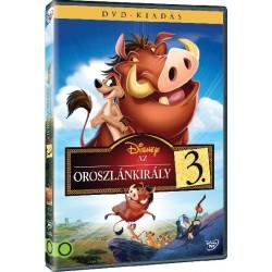 DVD Az oroszlánkirály 3.
