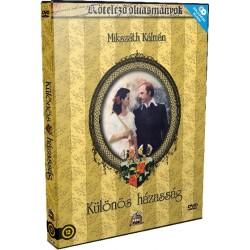DVD Különös házasság I-IV. (duplalemezes változat)