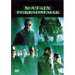 DVD Mátrix: Forradalmak