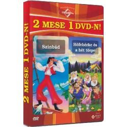 DVD Szinbád / Hófehérke és a hét törpe