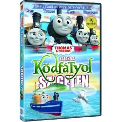 DVD Thomas a gőzmozdony - Kaland a Ködfátyol szigeten