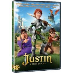 DVD Justin - A hős lovag