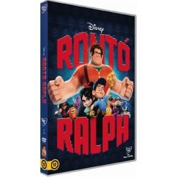 DVD Rontó Ralph