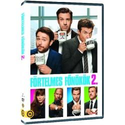 DVD Förtelmes főnökök 2