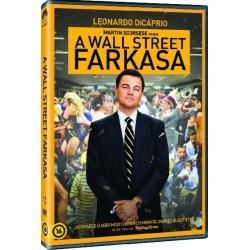 DVD A Wall Street farkasa