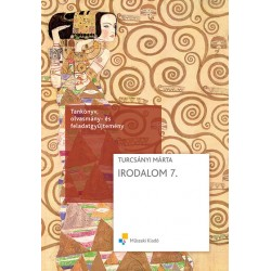 Irodalom 7. tankönyv, olvasmány- és feladatgyűjtemény