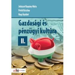 Gazdasági és pénzügyi kultúra II.