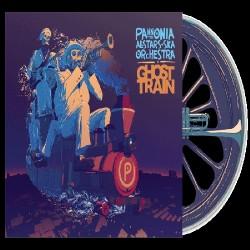 CD Pannonia Allstars Ska Orchestra: Ghost Train