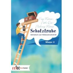 Schatztruhe - Arbeitsbuch zum Volkskundeunterricht Klasse 3