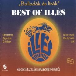CD Illés: Balladák és lírák - Best of Illés