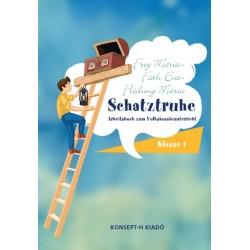 Schatztruhe - Arbeitsbuch zum Volkskundeunterricht Klasse 1