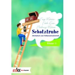 Schatztruhe - Arbeitsbuch zum Volkskundeunterricht Klasse 4