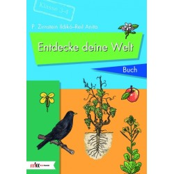 Entdecke deine Welt Buch Klasse 3-4