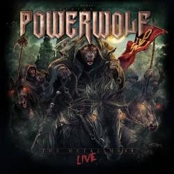 CD Powerwolf: The Metal mass - Live (Digipak 2CD)