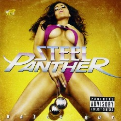 CD Steel Panther: Balls Out