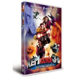 DVD Kémkölykök 3-D - Game Over