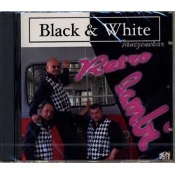 CD Black & White Tánczenekar: Retro Bambi