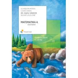 Matematika 4. I. kötet