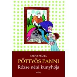 Pöttyös Panni - Rőzse néni kunyhója