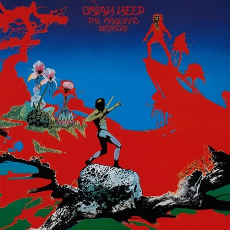 CD Uriah Heep: The Magician`s Birthday (Expanded Deluxe Edition)