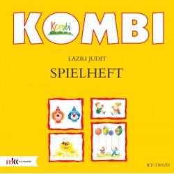Kombi Spielheft interaktív tananyag CD