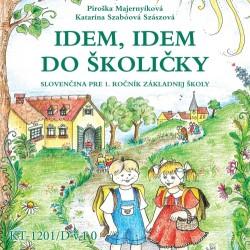Slovenčina pre 1. ročník základnej školy CD