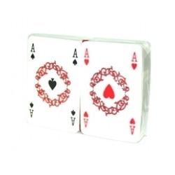 Römi kártya (celofános)