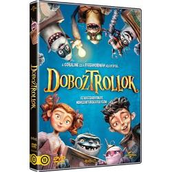 DVD Doboztrollok