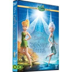 DVD Csingiling - A szárnyak titka