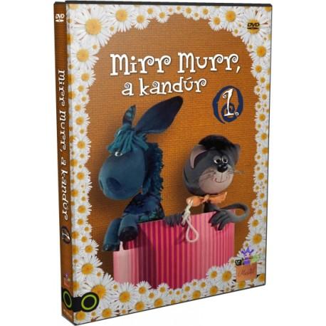 DVD Mirr Murr, a kandúr 1