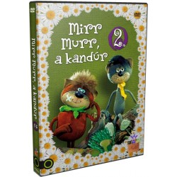DVD Mirr Murr, a kandúr 2