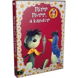 DVD Mirr Murr, a kandúr 4