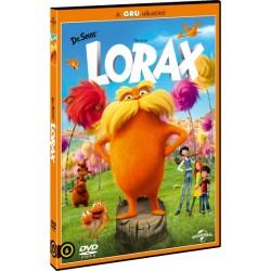 DVD Lorax