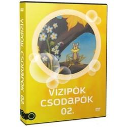 DVD Vízipók, csodapók 2.